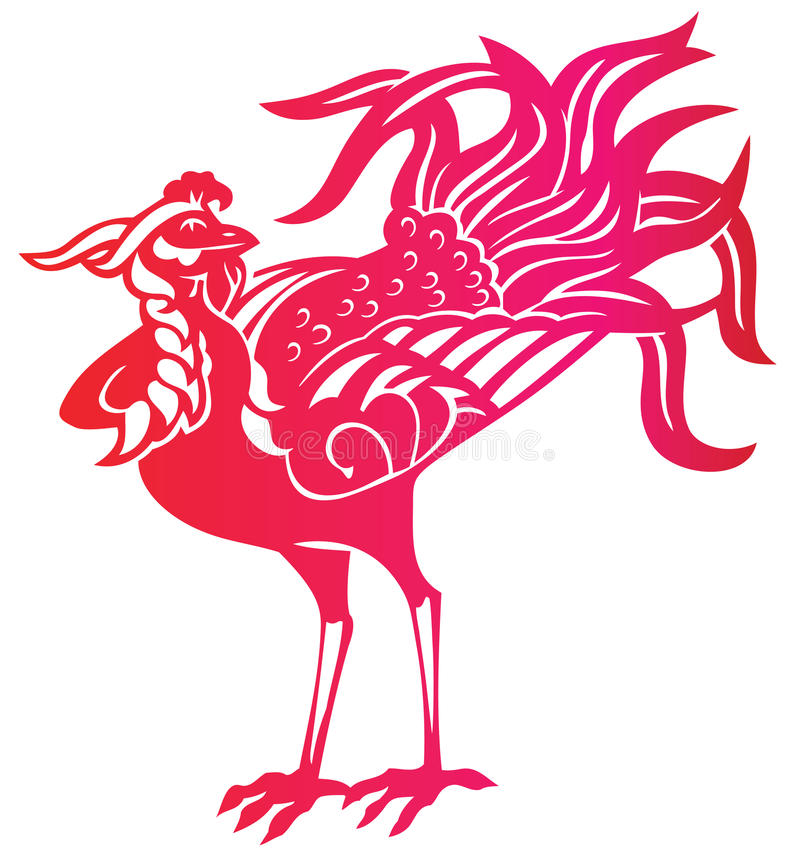 Download Red Phoenix Royalty Free Stock Image - Image: 12293126