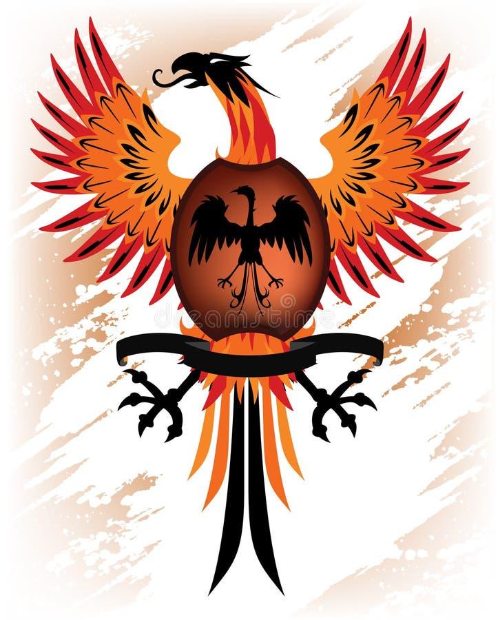 Red phoenix shield stock vector illustration of message 36129667 download red phoenix shield stock vector illustration of message 36129667 voltagebd Choice Image