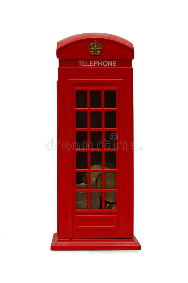 Download Red Phonebooth Stock Photos - Image: 646093