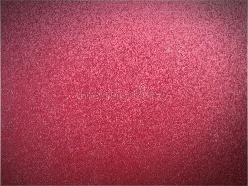 Red pink book cover as background. Red pink imitation leather background with blank space for your work. royalty free stock images