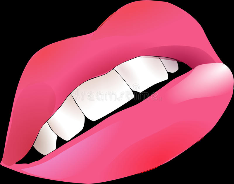 Red, Pink, Mouth, Lip royalty free stock images