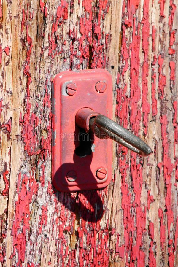 Red, Pink, Wall, Modern Art royalty free stock photos