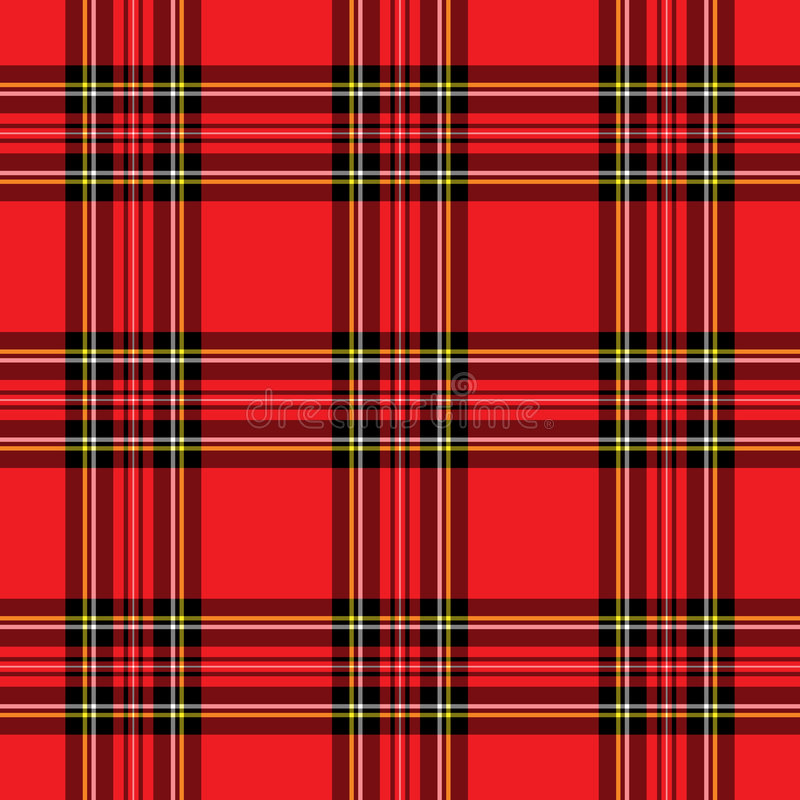 Free Red Plaid Pattern Royalty Free Stock Photos - 6863738