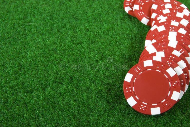 Download Red poker cihps stock image. Image of king, addiction - 11222989