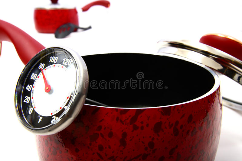 Download Red pot stock photo. Image of stacked, preparation, equipment - 11184450