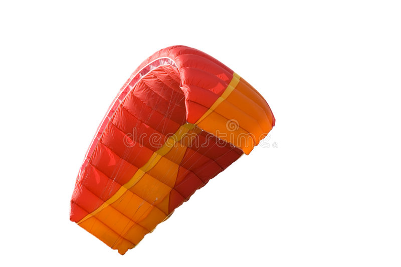 Download Red power kite stock photo. Image of access, flying, color - 1496056
