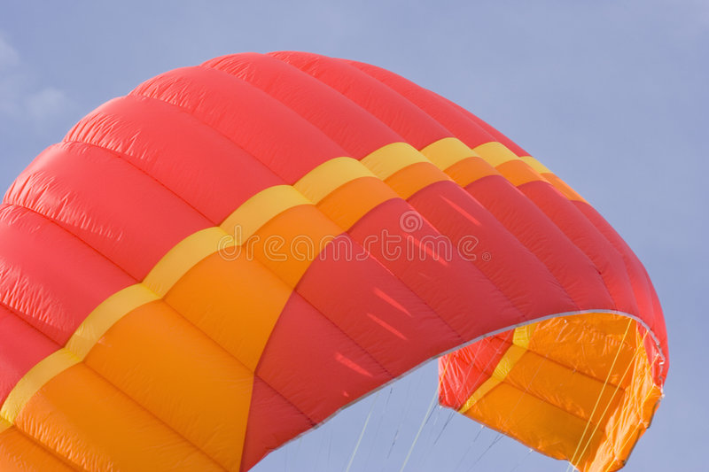 Download Red power kite stock photo. Image of freedom, leisure - 1501700