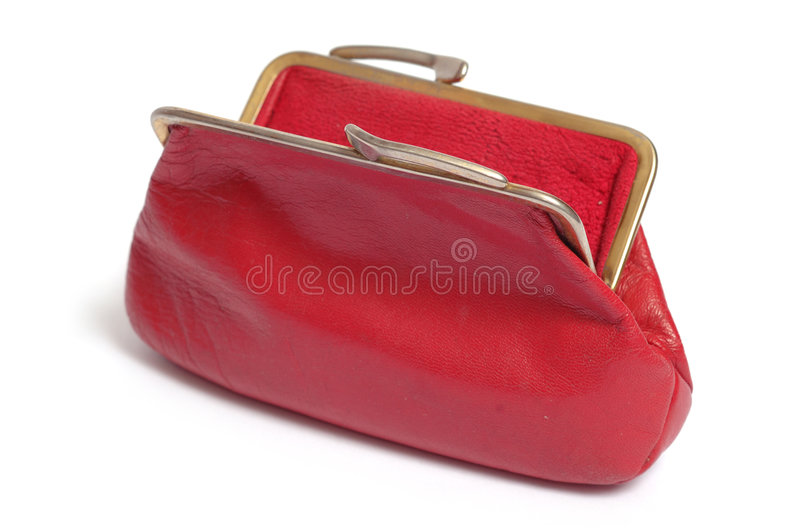 Download Red purse stock image. Image of glamour, critical, accessory - 8439441