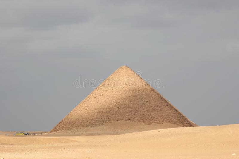 Download Red Pyramid stock photo. Image of civilization, ancient - 18021866