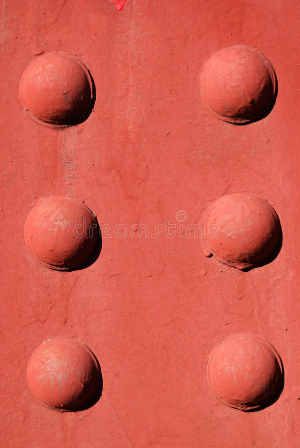 Download Red raised background stock image. Image of circles, painted - 8879913