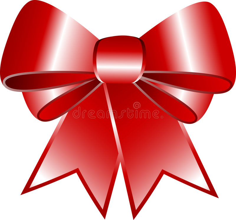 Download Red ribbon stock vector. Illustration of wrapped, idea - 9168163
