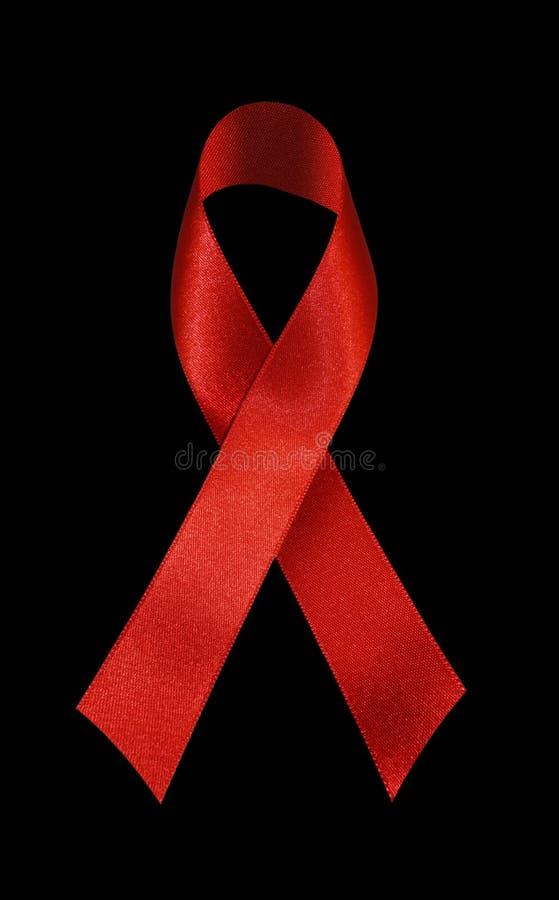 Free Red Ribbon - AIDS Awareness Royalty Free Stock Image - 3593826