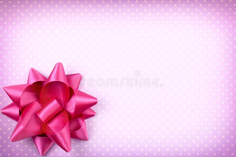 Download A red ribbon bows stock image. Image of color, background - 28046243