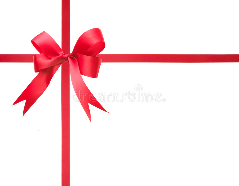 Download Red Ribbon Multiple loops stock image. Image of beautiful - 2279385