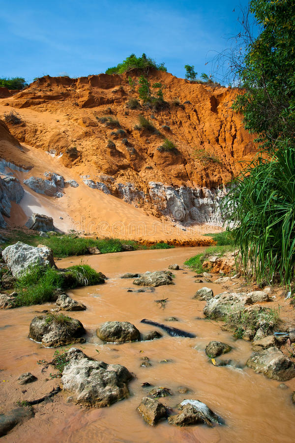 Download Red River Canyon, Mui Ne, Vietnam Stock Photos - Image: 23537543