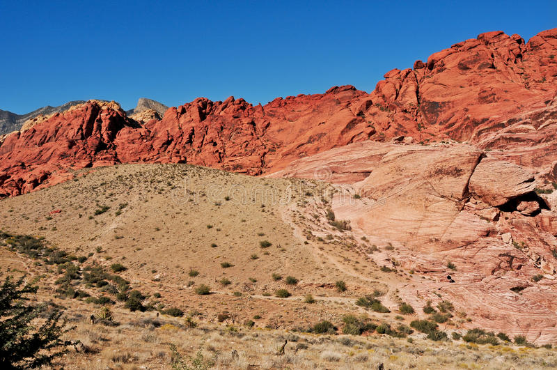 Download Red Rock Canyon stock photo. Image of ancient, conservation - 23935632