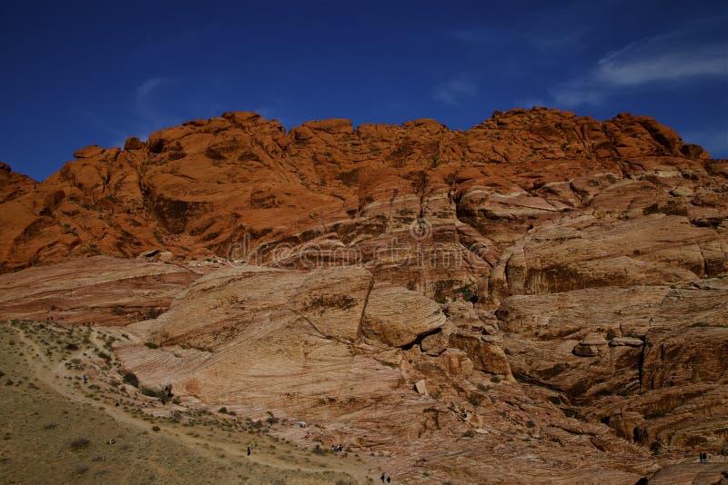 Red Rock Canyon Las Vegas Nevada stock image