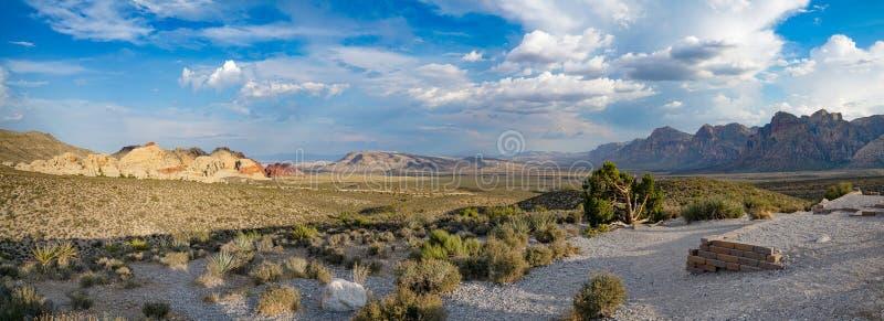 Red Rock Canyon Near Las Vegas, NV royalty free stock photo