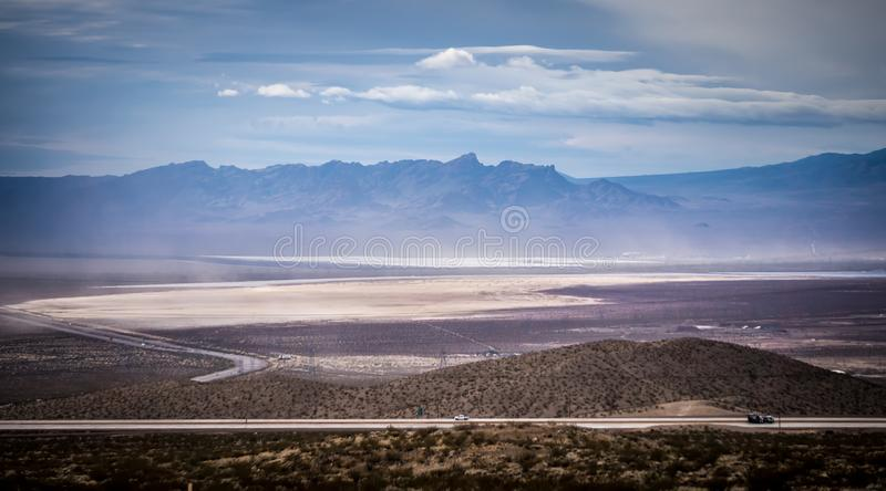 Red rock canyon nevada nature scenics royalty free stock image