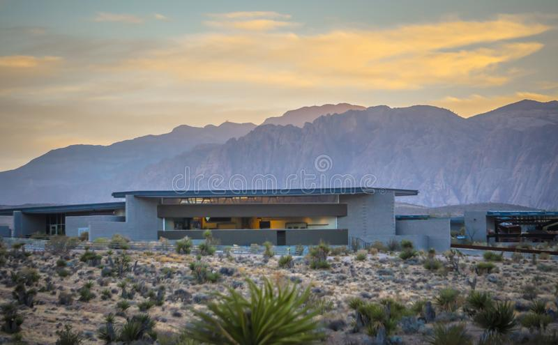 Red rock canyon nevada nature scenics royalty free stock photography
