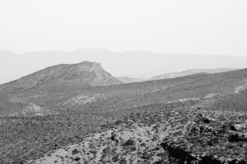 Red Rock Canyon royalty-vrije stock afbeeldingen