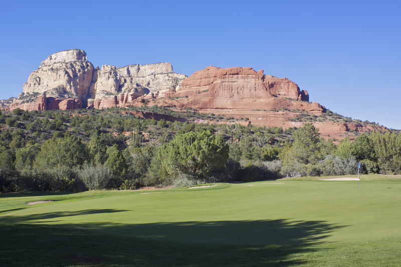 Red Rock Country Golf stock photos