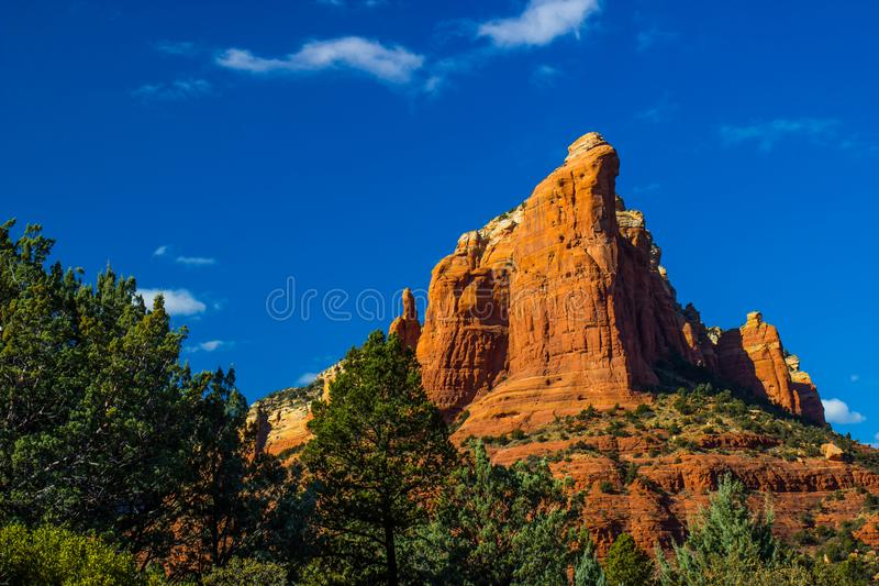 Red Rock Formation stock photos