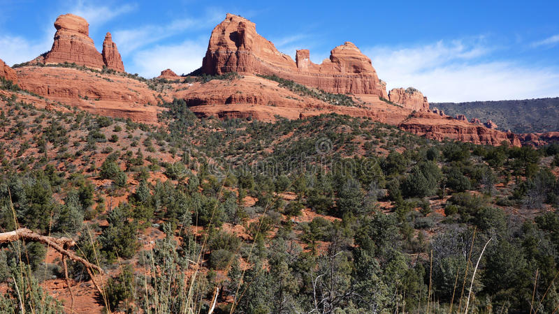 Red Rock State Park, Sedona stock images