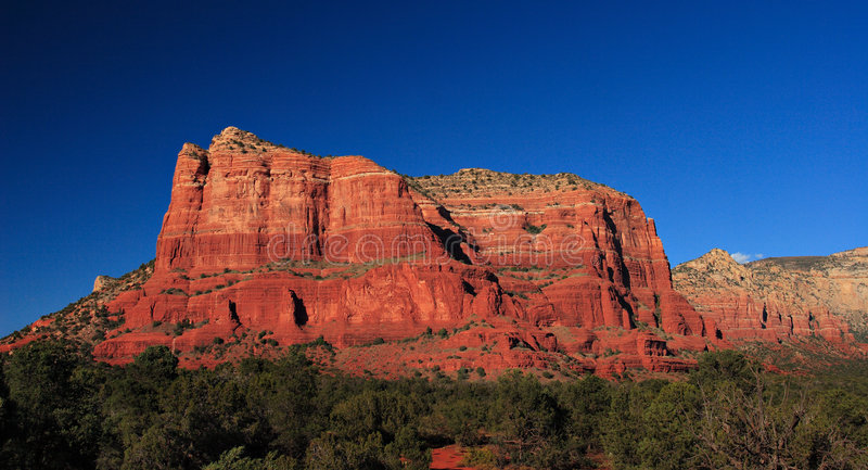 Download Red  rocks at sedona stock image. Image of adventure, majestic - 7546041