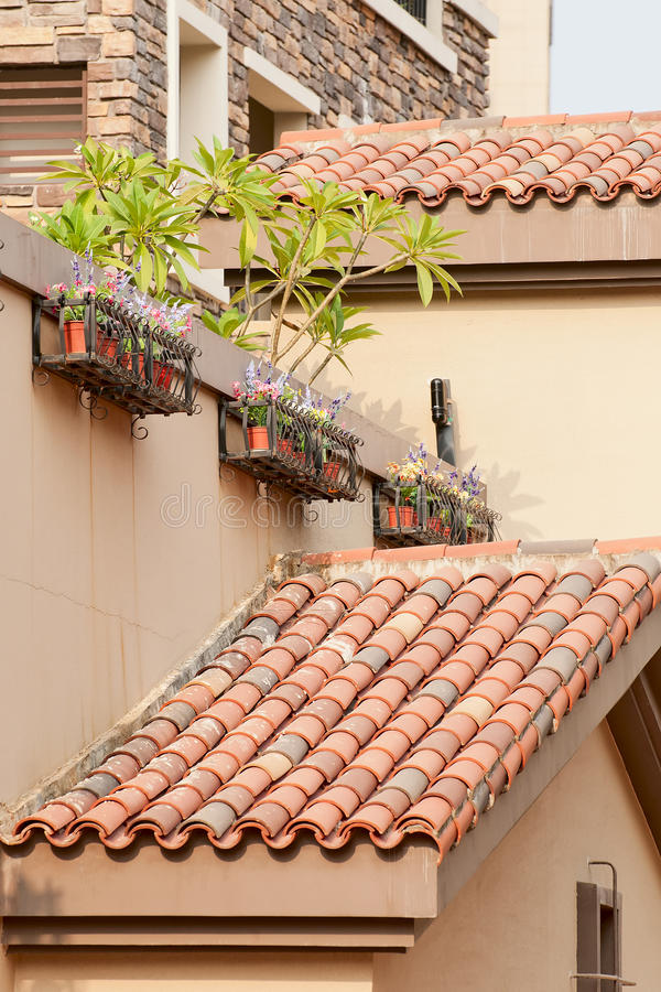 Download Red  Roof Stock Images - Image: 20908554