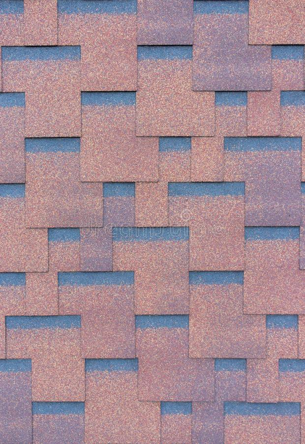 Free Red Roof Shingles Background And Texture Royalty Free Stock Photography - 117641167