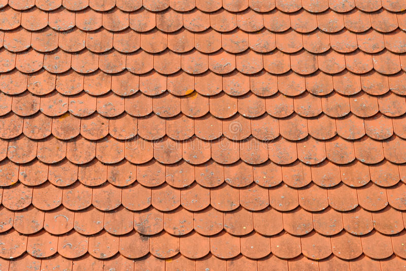 Download Red Roof Tiles Texture. Stock Image. Image Of Architecture    67059471
