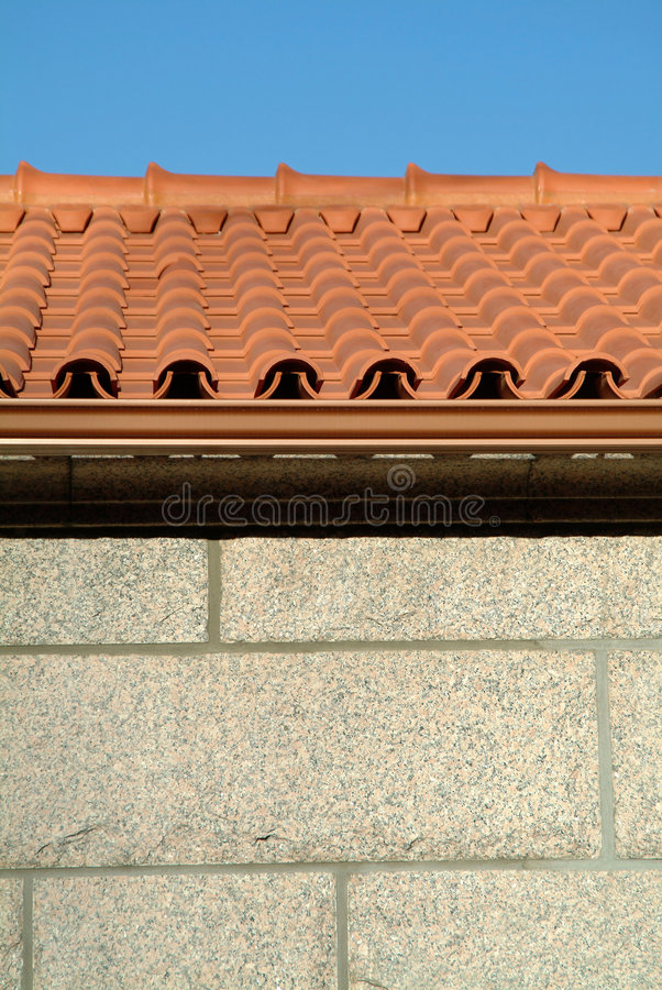 Free Red Roofing Tiles Stock Photos - 2129113