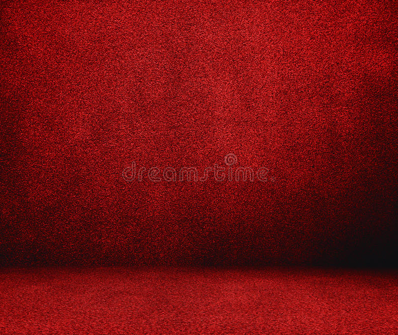Download Red room stock image. Image of damage, cement, house - 28688775
