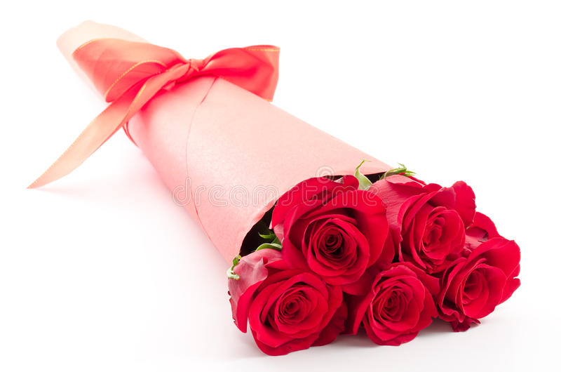 Download Red rose bouquet stock image. Image of gratitude, natural - 24441643