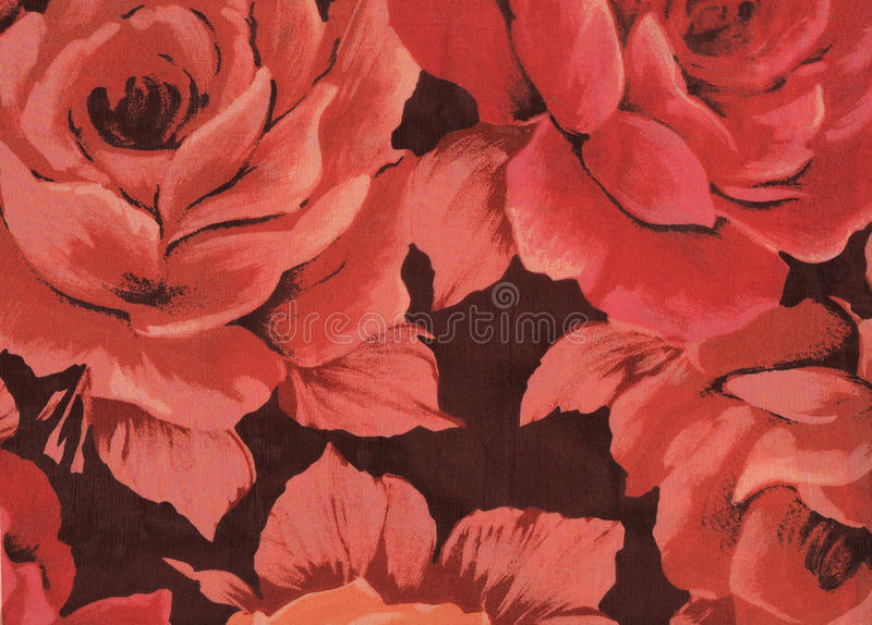 Red roses. stock photos