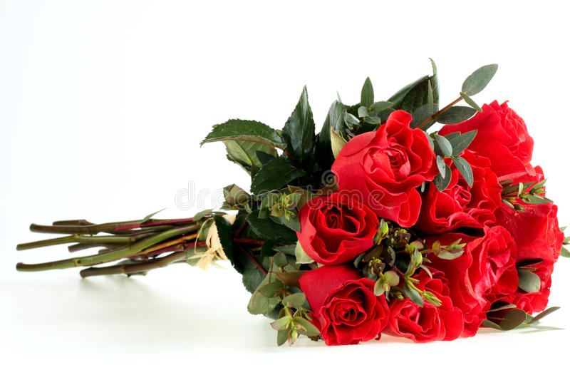Download Red Roses stock image. Image of blooming, love, romantic - 24275829