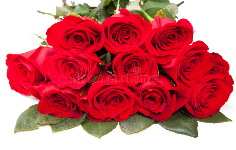 Download Red roses bouquet stock photo. Image of petal, gift, nature - 22936256
