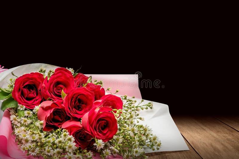 Wooden Rose Bouquet Suzi Paper Wrapped