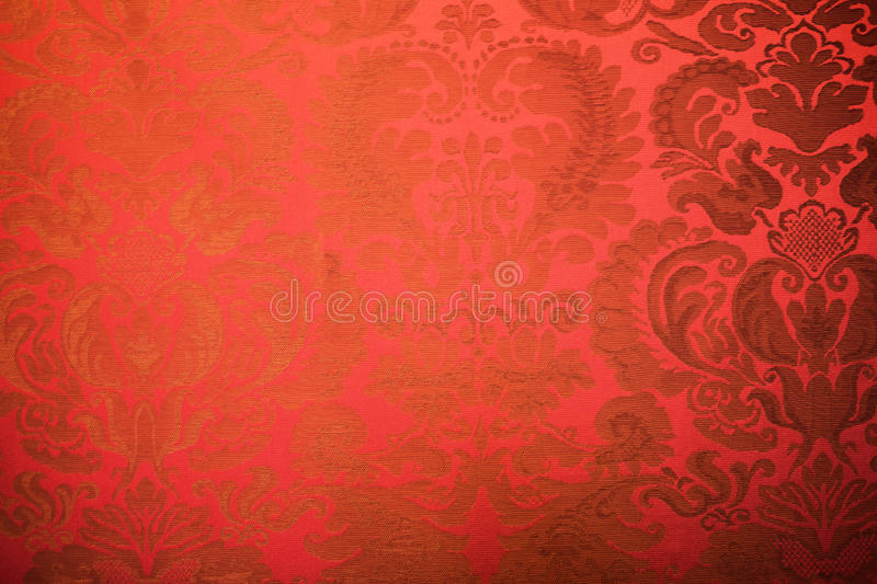 Red royal background stock image