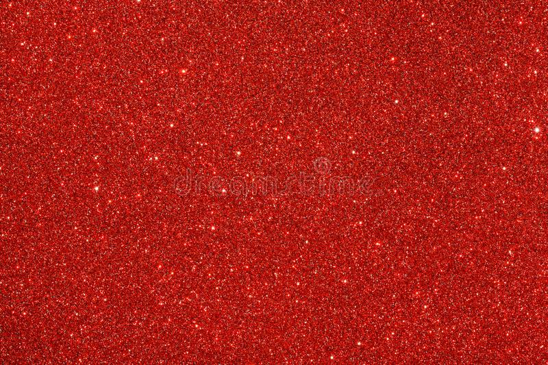 Red ruby glitter background. royalty free stock photo