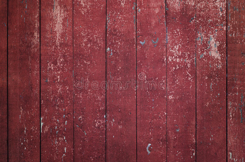 Red Rustic old wood background royalty free stock photos