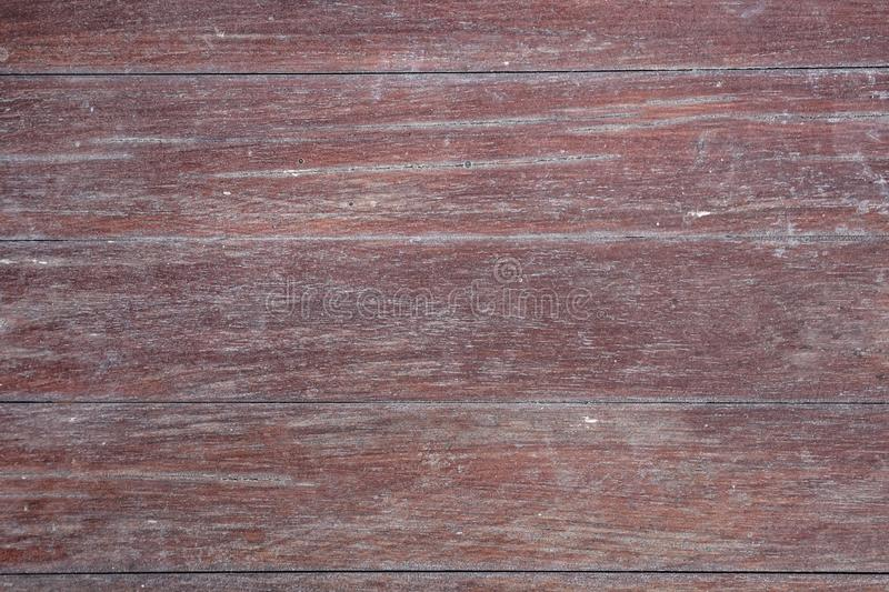 Red rustic reclaimed wooden wall background royalty free stock photography