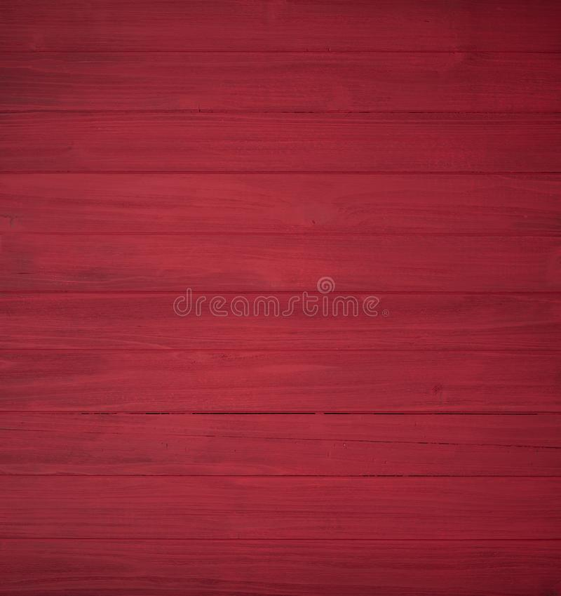 Red and Rustic Shiplap Wooden Boards that lay horizontal but the crop is slightly vertical.  Useful as background for Christmas or royalty free stock photo