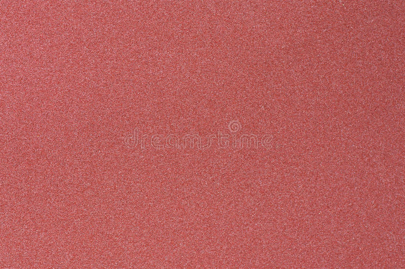 Download Red Sandpaper stock photo. Image of rubbing, abrasive - 25662040