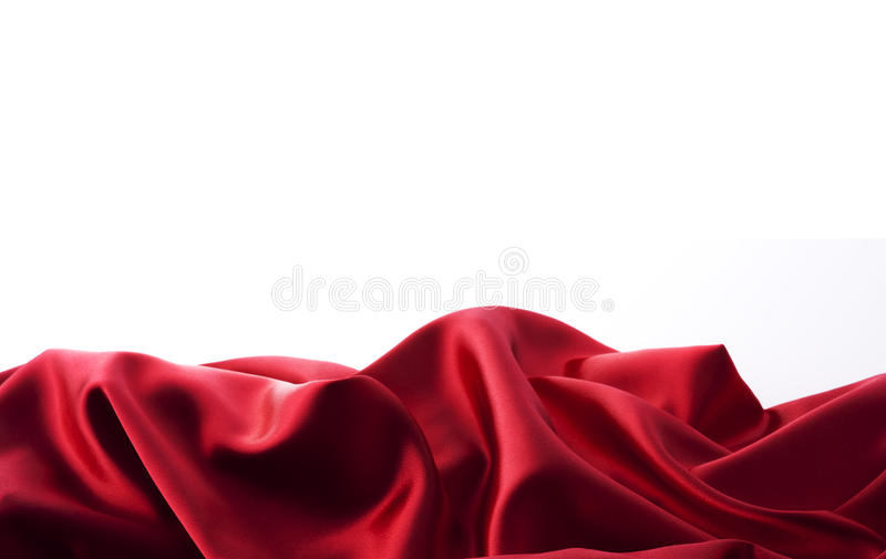 Download Red satin stock photo. Image of fabric, satiny, expensive - 19121604