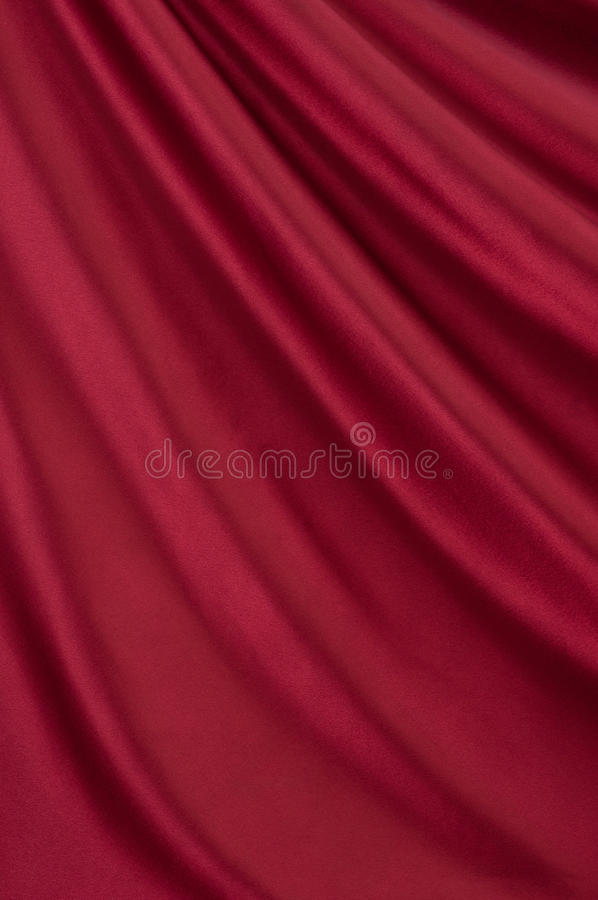 Download Red satin stock image. Image of festive, fabric, craft - 22465197