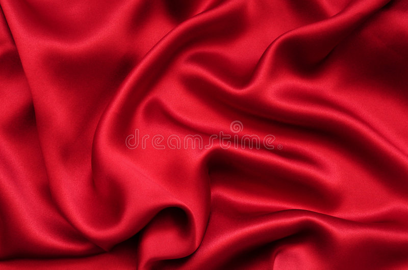 Download Red satin background stock image. Image of drapery, material - 5407029