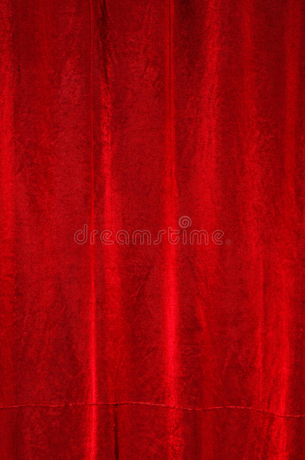 Download Red satin drapery stock photo. Image of colored, fiber - 22729524