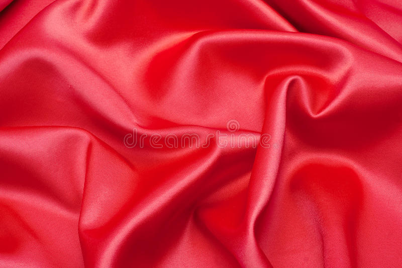 Download Red satin fabric stock photo. Image of smooth, shiny - 18894410